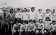 Racing de Mayorga en 1974
