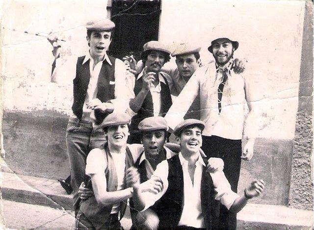 Integrantes de Peña Miura de Mayorga