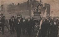 Foto de la Procesión de Santo Toribio de Mayorga 1969