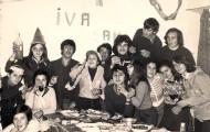 San Blas en Mayorga 1975