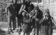 Foto de los quintos del 76 de Mayorga