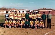 Foto del Racing de Mayorga en 1982