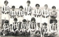 Foto del Sporting de Mayorga en 1974