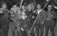 Foto de grupo en El Vitor de Mayorga