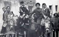 Foto de la celebración de San Antón en Mayorga