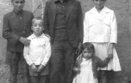 Foto de los hermanos Pascual de la Viuda en Mayorga