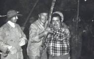 Foto en El Vítor de Mayorga 1977