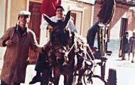 Foto de la parva de Mayorga en 1981