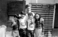 Juana María Lera tía y sobrinos