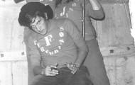 Foto de algunos de los integrantes de la Peña los Peregrinos de Mayorga en 1972