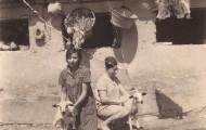 Foto de vecinas en Mayorga 1971