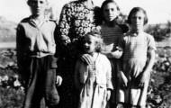 Foto de la familia Fernández de Mayorga