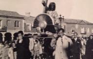 Foto de la procesión de Semana Santa en Mayorga