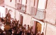 Procesión Santo Toribio Mayorga 1978