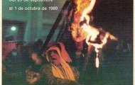 Portada programa fiestas Mayorga 1989