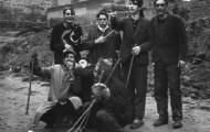 Foto de los quintos de Mayorga de1964