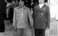 Primas de boda en La Antigua de Valladolid 1976