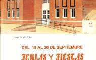 Portada programa fiestas Mayorga 1994