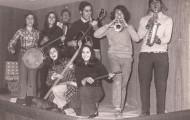 Fotos de los Quintos de Mayorga 1973
