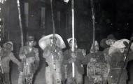 Foto en El Vítor de Mayorga 1972