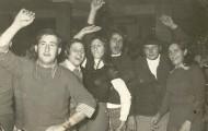 Amigos del silencio de Mayorga 1975