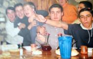 Foto de Amigos en Mayorga 1997