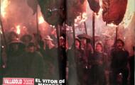 El Vítor de Mayorga revista Hola 2001