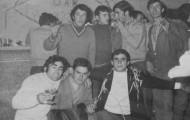 Foto de Navidad en Mayorga 1976