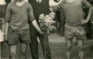 Jose Manuel Trigueros y Angel Trigueros ciclistas Mayorga 1966