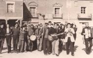Quintos camino del Central Mayorga 1973