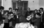 Foto de los Quintos de Mayorga 1964