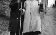 Foto de los quintos de Mayorga en 1964