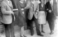 De boda en Mayorga 1975