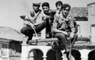 En la rueda fiestas de Mayorga 1973