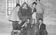 Amigos en Mayorga 1969