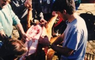 Amigos de matanza en Mayorga 1999