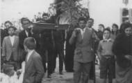 Foto de la Semana Santa Mayorga 1955
