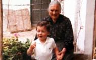 Foto de Jaime Pascual y Valentina de la Viuda en 1982