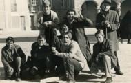 Quintos de Mayorga 1968