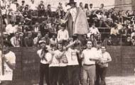 Amigos plaza de toros Mayorga