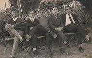Amigos mirador Mayorga 1964
