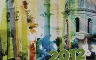 Portada programa fiestas Mayorga 2012