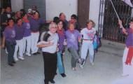 Desfile de Peñas Mayorga el silencio 2002
