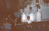 Altar hijas de María 1983