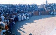 Panorámica plaza toros Mayorga 1990