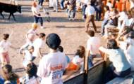 Plaza toros Mayorga 1990