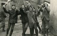 Quintos Mayorga en la calle derecha 1966