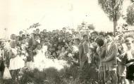 Jóvenes de Merienda Castilleja 1960