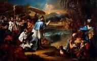 Milagro de Santo Toribio 1726