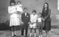 Luci y su familia 1962